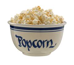Some words feel like popcorn - my favorite snack - in my mouth ;-)
