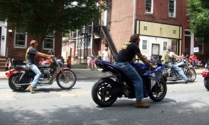 Bikers with a cause